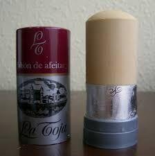 crema afeitar La Toja