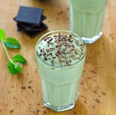 Shamrock Shake 15 Healthy Shakes For A Better Living   https://homemaderecipes.com/15-healthy-shakes/