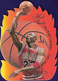 Lou Costabile's Top 10 Michael Jordan Cards - Michael Jordan Cards Shaquille O'neal, Hot Shots, Michael Jordan, Jordans, Crafty, Hoodies, Top, Shirts, Home