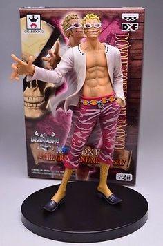 Banpresto One Piece Doflamingo Figure The Grandline Men vol. 17 ship from Japan