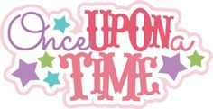 Once Upon A Time SVG scrapbook title princes svg cut file princess svg files for cutting machines