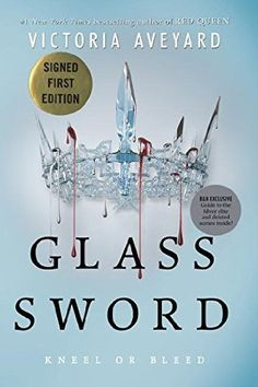 Part two in the Red Queen series. Amazing. Mare Barrow`s character development in this book is so dark and twisted it left me in suspense from page one all the way through.