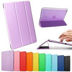 iPad Mini 3 Coque, ESR iPad mini et iPad Mini Retina Coque Etui Housse de Protection Trés Fin et Leger avec Rabat Magnétique et Mise en Veille Automatique (Parfumé Lavande) ESR http://www.amazon.fr/dp/B00J95VTEI/ref=cm_sw_r_pi_dp_FRvpvb11QG4DN