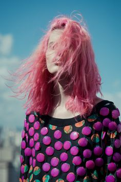 Takeuchis P. | Soply Windswept #pastelhair #windswepthair #hair #hairstyle #haircut #fashion #fashionphotography