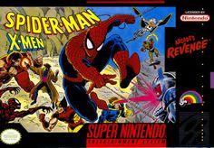 Emularoms: Spider-Man and the X-Men in Arcade's Revenge [ SNE...