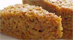 2 tasas zanahoria rallada 2 tasas de harina integral media tasa de aceite 3/4 de tasa de azucar 3 huevos 1 cda de canela 1...