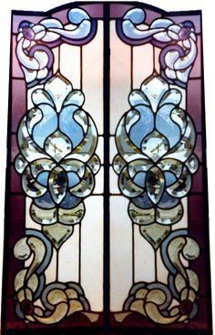 Stained Glass Junction Gridley, Ca.              Custom Door , Live Oak, CA.