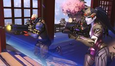 Play 'Overwatch' For Free Next Weekend On PlayStation 4, Xbox One