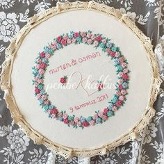 Sadeliğin verdiği huzur ❤️ #embroidery #sunum #embroideryart #brezilyanakisi #nisanlik #nisantepsisi #nisanhazirliklari #ceyizonerileri #ceyizhazirligi #dekorasyon #10marifet #brezilyanakisi #pembekaktus