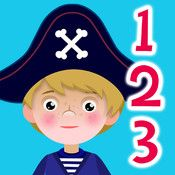 Love to Count by Pirate Trio... Wealth of fun math activities