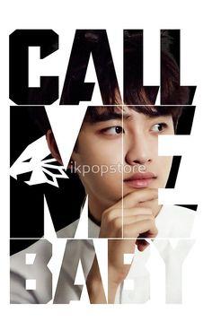 EXO D.O. 'Call Me Baby' Exo Ot12, Kaisoo, Chanbaek, Kpop Exo, Exo Imagines, Mtv, Chanyeol Baekhyun, Call Me Maybe, Kim Minseok