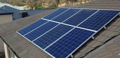 Get 2kW #Solarpanels installation professionally installed on your smaller house