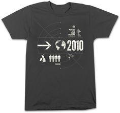 Future of Web Design Chirp T-Shirt