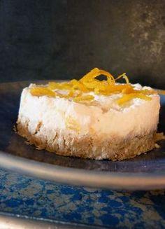 Régime Dukan – Cheese cake au citron