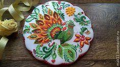 Купить Пряник имбирный Петриковка, Хохлома - разноцветный, пряник расписной, пряник медовый, пряники на заказ