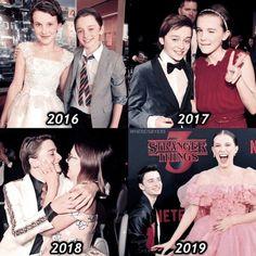 Stranger Things Have Happened, Eleven Stranger Things, Stranger Things Netflix, Enola Holmes, Most Beautiful People, Best Friendship, It Movie Cast, Cute Actors, Film Serie