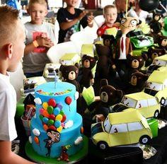 Mr Bean Birthday, Birthday Cake, Birthday Ideas, Candy, Bar, Desserts, Pictures, Food, Meet