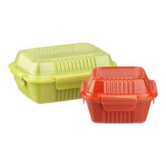 To go containers! Bring these with you out to a nice meal and you won't have to use that nasty styrofoam!