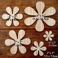 A Wonderful Set Of 5 Different Sized MDF 'Flower' Drawing Templates (Set 3) by Greg Ledder http://www.amazon.co.uk/dp/B0101FL4Q2/ref=cm_sw_r_pi_dp_M6nHvb1AKZ0VQ