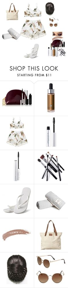 """It's Summer Time*"" by tia-jasmine-horrobin ❤ liked on Polyvore featuring Marc Jacobs, Cover FX, MAC Cosmetics, Sigma, Hotmarzz, Topshop, Rusty and Circus by Sam Edelman"