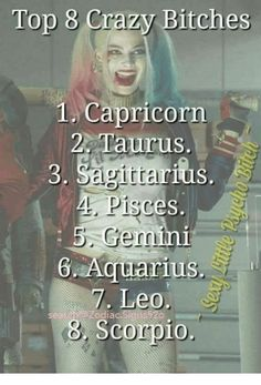 Crazy, Aquarius, and Capr: Top 8 Crazy Bitches Capricorn 2 Taurus. Zodiac Capricorn, Zodiac Sign Traits, Zodiac Signs Astrology, Zodiac Star Signs, My Zodiac Sign, Capricorn Personality Traits, Capricorn And Taurus, Gemini Life, Sagittarius And Capricorn