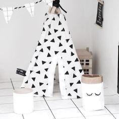 DIY poppenhuis pimpen | Witte Bijzettafeltje