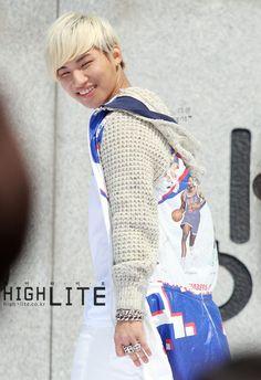 Daesung (대성) - Visit Korea CF Shoot (04/20/12).