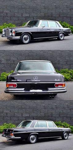1969 Mercedes Flagship 6.3 300 SEL