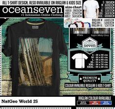 t shirt natgeo world 25