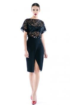 Bianka - koronkowy top Forget, Formal Dresses, Tops, Fashion, Tunic, Dresses For Formal, Moda, Formal Gowns, Fashion Styles