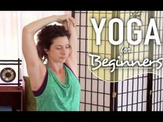 Yoga For Neck and Shoulder Pain - 20 Minute Beginners Yoga For Neck, Bac...