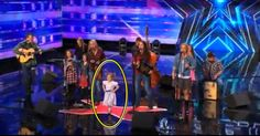 12 Siblings Got On Stage And Blew Us All Away. They're OOZING With Talent!