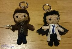 Dean and Castiel  #Supernatural #SPNfamily #CorvaanCosplay