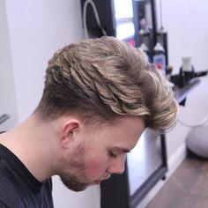 Haircut by mickmartin86 http://ift.tt/1WebmPL #menshair #menshairstyles…