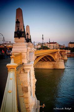 Budapest Margit Bridge photo: Eduardo Balogh photography