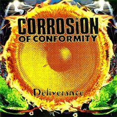 Corrosion of Conformity Deliverance - cassette