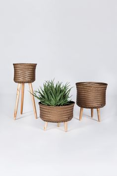 Handed By / Livingroom / Basket / Up collection / Gold