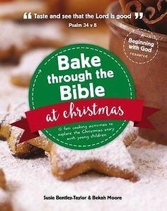 Bake Through the Bible at Christmas