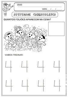 Atividades Carnaval Atividades Festa Junina Educacao Infantil