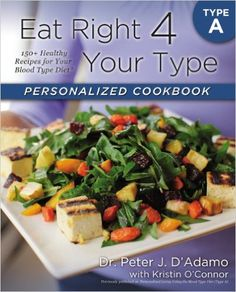 Easy recipes for blood type o