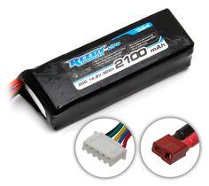 Reedy LiPo 2100MAH 20C 14.8V Starter Battery