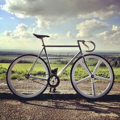 Specialized fixed gear