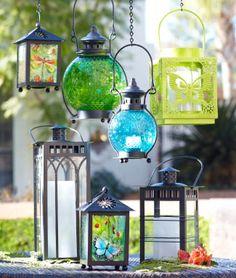 Lanterns Pier One