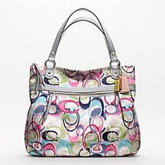 POPPY IKAT GLAM TOTE--someone break the news to my husband that I want this purse.