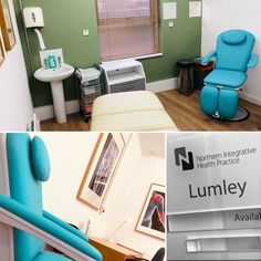 Our fab treatment rooms are named after towns in Durham. Introducing 'Lumley' room which is perfectly equipped for Chiropody, Podiatry or associated treatments. Rooms can be hired on an ad-hoc or regular basis with flexible terms.
