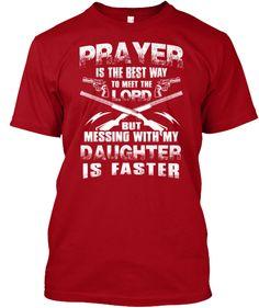 Prayer Is The Best Way...