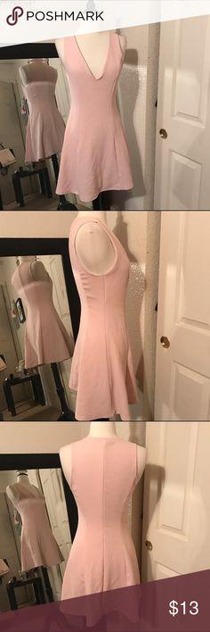 Preowned Forever 21 Blush Dress Like new Forever 21 Dresses