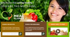 Check out the new site design / easy navigation, great images, amazing content and meal planning features! www.mealplannerpro.com