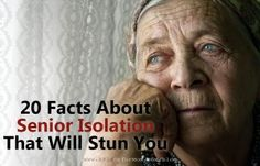 Loneliness and social isolation can lead to serious senior health consequences, but understanding risk factors can help us prevent it. Learn more. #HealthyAging