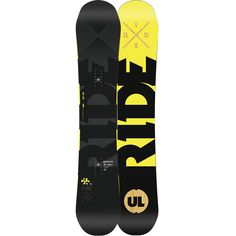 Highlife UL Snowboard | All Mountain, Powder | Ride Snowboards 2013-2014